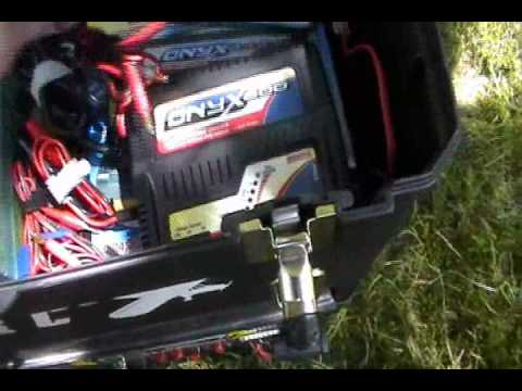 How To Put Together A Nice Tool/Field Box For The Flying Field