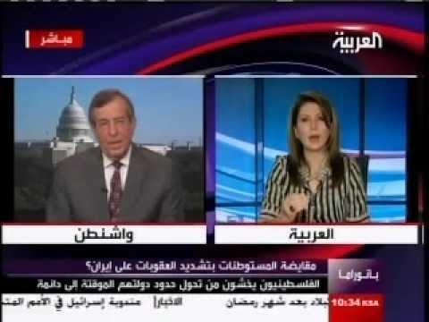 Ziad Asali on Al Arabiya-August 26, 2009