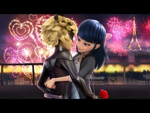Edit: Will you be mew Valentine?🌹 | Marie x Adri ♥