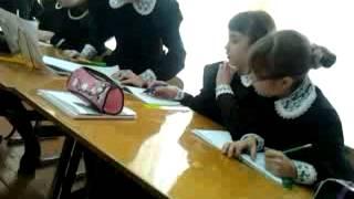 Урок технологии))