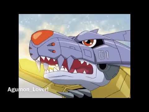 Wargreymon And Metalgarurumon Vs Venommyotismon!
