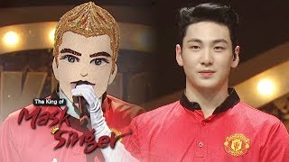 Baekho (NU`EST W) is a Charismatic and Charming Man! [The King of Mask Singer Ep 160]