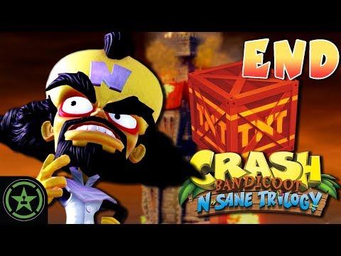 Let's Watch - Crash Bandicoot - Dr. Neo Cortex (Finale)