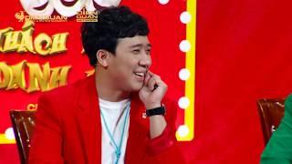 Thách thức danh hài 6: Những tiết mục khiến Trấn Thành cười bò nhưng không phát truyền hình!!!
