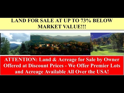 Cheap Land For Sale as low as $40 www.LocalGuysLandDeals.com