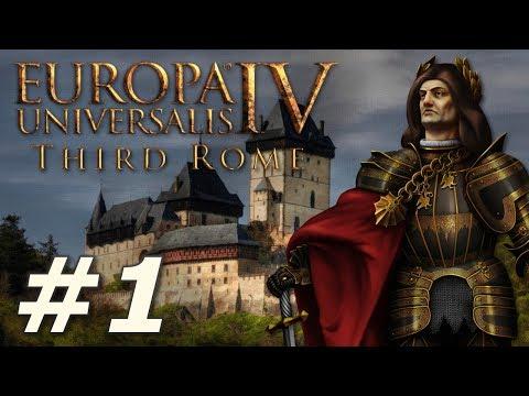 Europa Universalis IV: The Third Rome | Moravia - Part 1