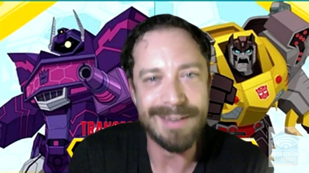 WonderCon@Home Transformers: Cyberverse Racing into Season 3 Panel