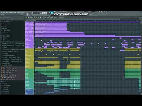 How To Make Cpu Problem Fl Studio (project relaxing)