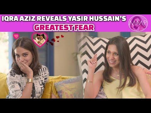 Iqra Aziz Reveals Yasir Hussain's Greatest Fear | Momina's Mixed Plate