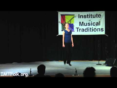 """Irish Festival Style Set Dance"", Kate Spanos"