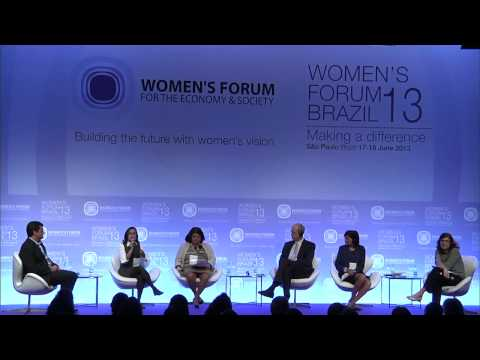 Women's Forum Brazil 2013 Keynote speech by Jacqueline Pitanguy and Plenary session Getting the