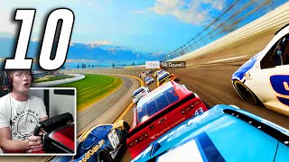 NASCAR Heat 5 - Part 10 - TALLADEGA SUPERSPEEDWAY