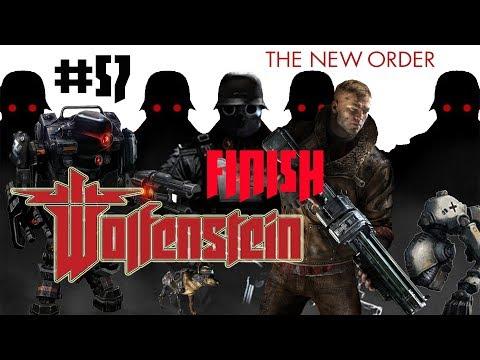 🔫Wolfenstein - The New Order #57 [FINISH] Ich KRIEG Ihn Hard am ARSCH