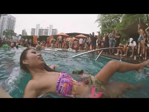 Westin Pool Party - The Westin Grande Sukhumvit, Bangkok