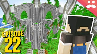 Hermitcraft 7: Episode 22 - BASE TOWER BUILD!
