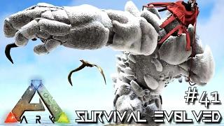 ARK: SURVIVAL EVOLVED - NEW ROCK ELEMENTAL TAMING Lvl 1000+ !!! E41 (MODDED ARK EXTINCTION CORE)