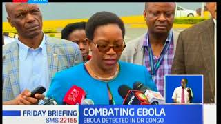 Ministry of Health allay fears of an Ebola outbreak in Kenya