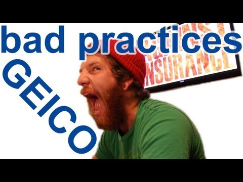 GEICO Consumer Review - Bad Insurance Practices