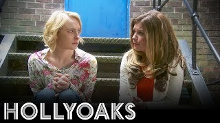Hollyoaks: Is Darcy Thawing?