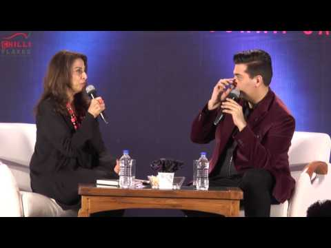 Thumbnail: Karan Johar -Most Controversial Interview Ever On The Book Launch An Unsuitable Boy