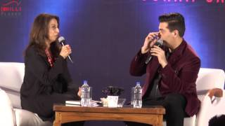 Karan Johar -Most Controversial Interview Ever On The Book Launch An Unsuitable Boy thumbnail