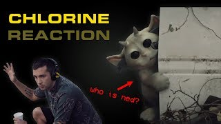 WHO IS NED?? (CHLORINE MUSIC VIDEO REACTION) - twenty one pilots