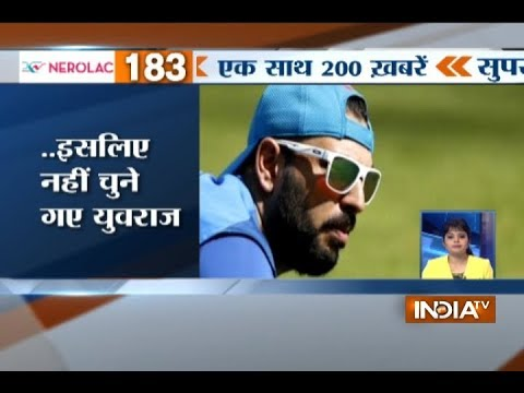 Top Sports News | 17th August, 2017 - India TV