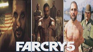 FAR CRY 5 All Endings - Ending (Good/Bad/Secret) - FAR CRY 5 Ending & Final Boss Fight