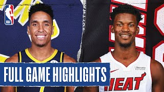 PACERS at HEAT | FULL GAME HIGHLIGHTS | August 10, 2020