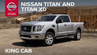 Nissan TITAN King Cab Overview