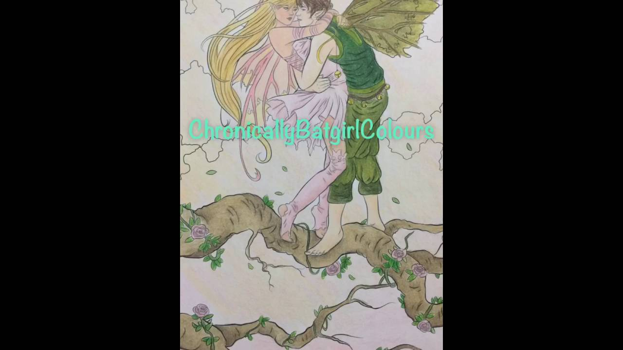 Fairy art coloring book by selina fenech - Fairy Companions Coloring Book Selina Fenech