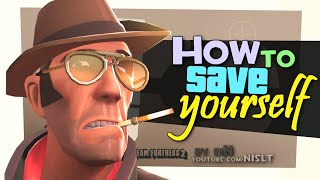 TF2: How to save yourself [FUN]