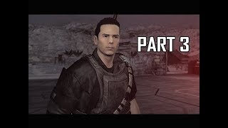 METAL GEAR SURVIVE Walkthrough Part 3 - Face Lift (PS4 Pro 4K Let's Play)