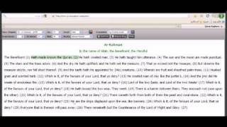 URDU DEUTSCH ENGLISH FRENCH SPANISH PEOPLE LISTEN TO THIS VOICE READING HOLY BOOK.avi