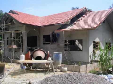 การปลูกต้นไม้มงคลในบ้าน แบบก่อสร้าง แบบบ้าน