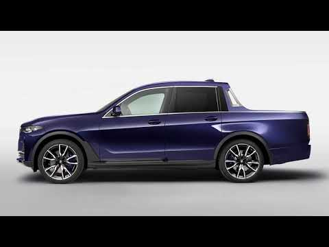 IEN NOW: Look! BMW Made a Pickup Truck!