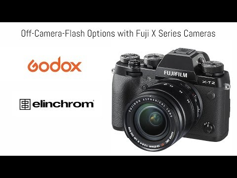 Off Camera Flash with the Fuji X-T2 - Part 1