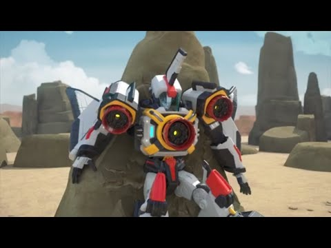 The Ultimate Master V! -132 | Tobot Galaxy Detective Season 1 | Tobot Galaxy English | Full Episodes