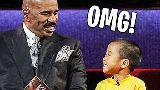 Steve Harvey Saves This Kid... You Won't Believe How...