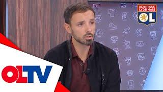VIDEO: OL ACCESS : Invité Anthonin Da Fonseca | Olympique Lyonnais