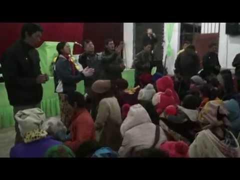 Русские миссионеры. Окно 10/40 Мьянма (Бирма)