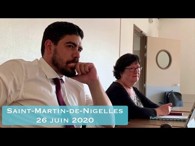 Tournée des nouveaux conseils municipaux - 1ère circonscription d'Eure-et-Loir
