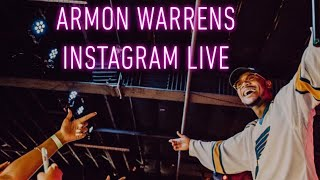 ARMON LIVE W/ THE BOMB DIGZ