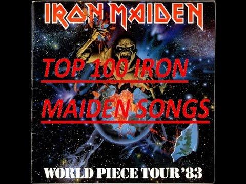 Top 100 Iron Maiden songs (IMO)