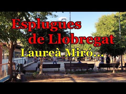 Download [[SPAIN-ESPLUGUES DE LLOBREGAT]] Walking along Laureà Miró street... 03/SEP/2020 6:45 pm