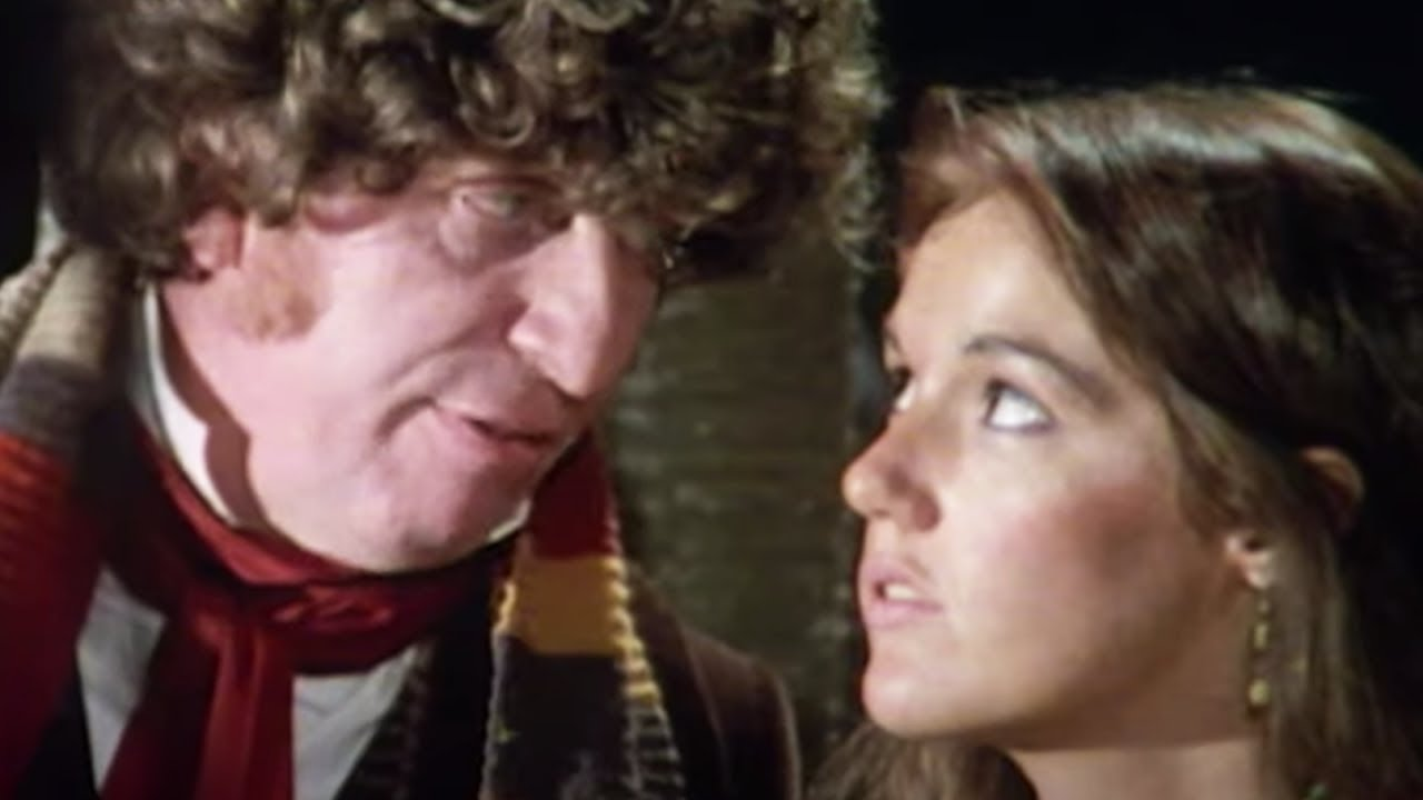 The Doctor Meets Leela   The Face of Evil   Doctor Who