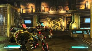 Transformers Fall Of Cybertron Pc Gameplay