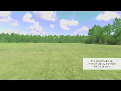 Solomon, Jacksonville, FL Land For Sale