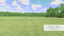 Solomon, Jacksonville, FL Land For Sale