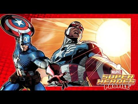 [SHP] 10 ประวัติ Captain America วีรบุรุษ นักสู้ ผู้ปกป้อง!